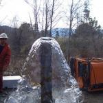 Regularização de poços artesianos sp